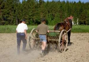 Jordbrukskörning